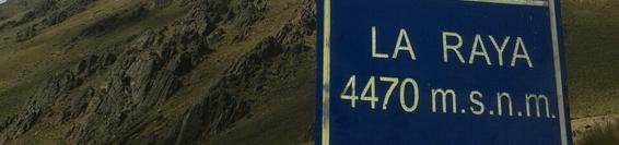 Il Passo La Raya