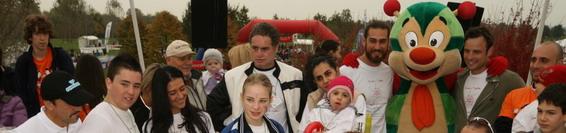 Robydamatti alla Venicemarathon – Family Run 2010