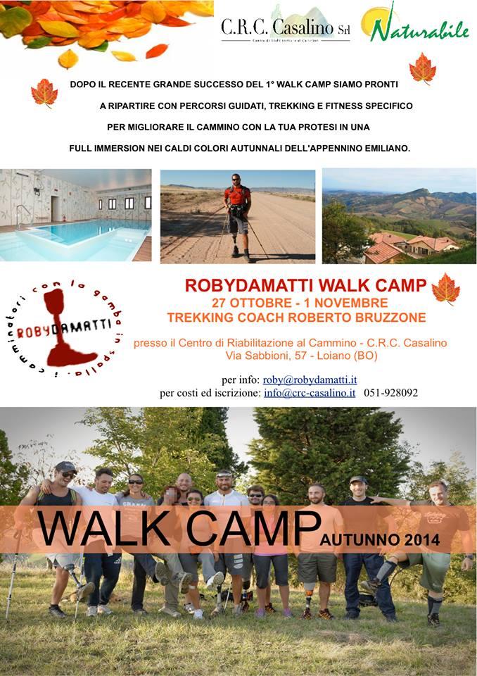 Walk Camp 2014
