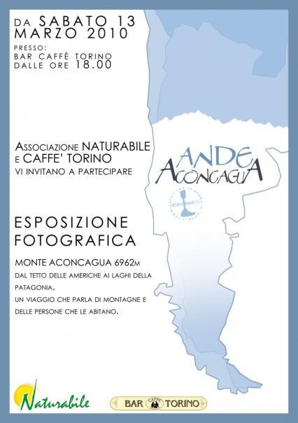 Mostra Fotografica Aconcagua 2010